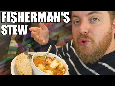 How To Make A Fisherman's Stew
