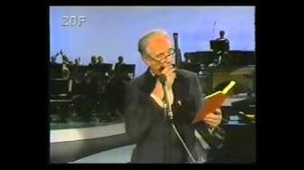 Victor Borge - Die phonetische Interpunktion, deutsch