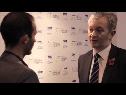 Peter MacDonald, R&D Manager, Gamesa Wind UK