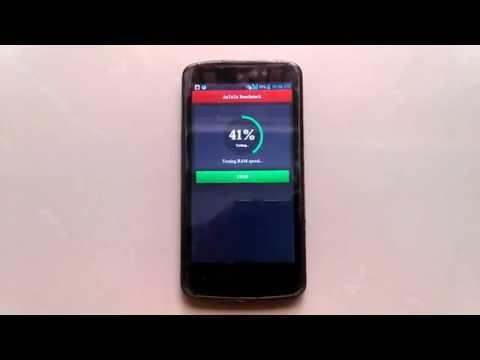 LG Optimus LTE SU640 Test AnTuTu benchmarks
