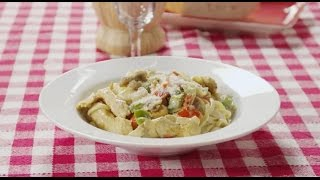 Chicken Recipes - How to Make Cajun Chicken Pasta