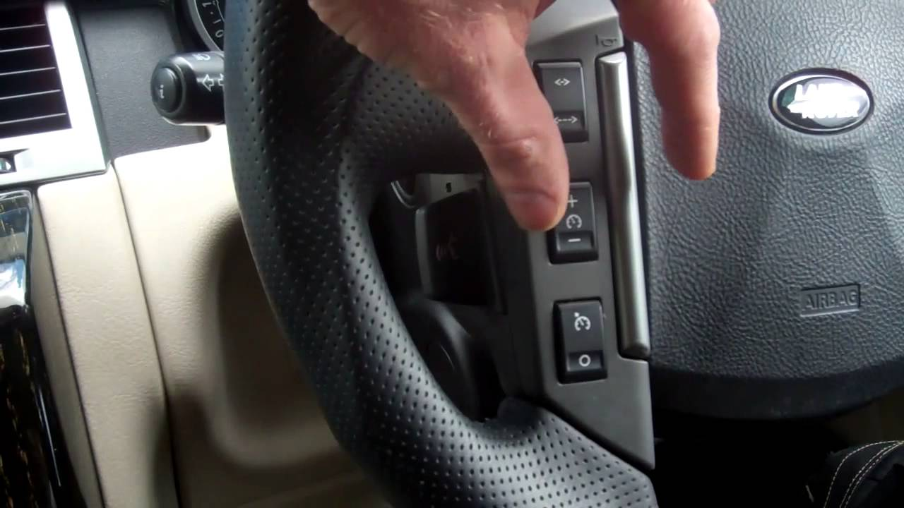 how to resolve horn staying on problem range rover sport disco 3 freelander 2 [ 1280 x 720 Pixel ]