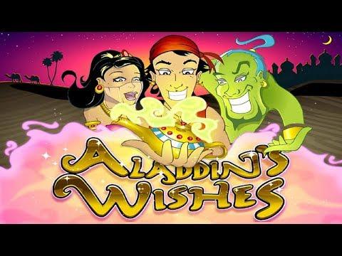 Online Pokies | Aladdin's Wishes | Australian Online Pokies | Aussie Online Casino Australia