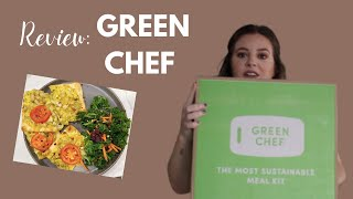 GREEN CHEF PLANT POWERED MEALS | Dietitian Reviews