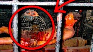 Las 10 Maquinas de Tortura Mas Horribles e Ingeniosos