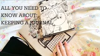 How to Keep a Journal | irony-completed