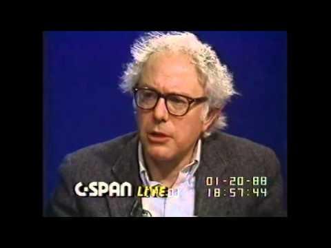 1988: Bernie Sanders on Income & Wealth Inequality