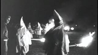 KKK Cross Burnings
