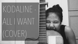 Kodaline - All I Want (Cover) • Joie Tan