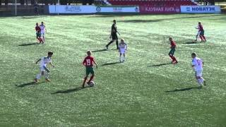 Локомотив 2005 - Локомотив 2(2-й состав. 1-й тайм)