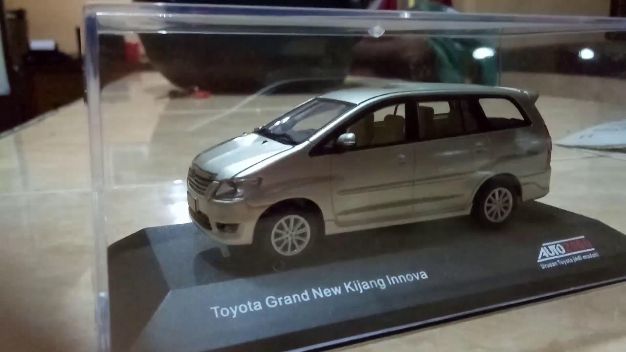 Diecast Grand New Avanza Injector Toyota Innova Auto 2000 Skala 1 43 Youtube