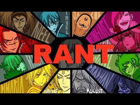 Fairy Tail Alvarez Empire Arc RANT! (The Final Fairy Tail Rant)