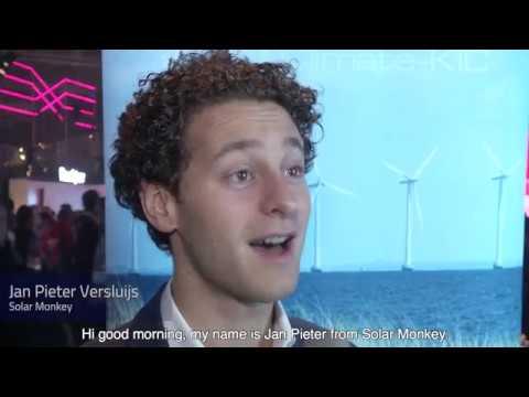 #CKICSLUSH Jan Pieter Versluijs, CEO, Solar Monkey