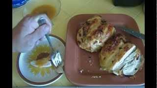 Roasted Bone in Chicken Breast WCitrus & Fresh Herbs.