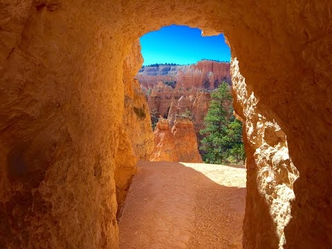 Bryce Canyon National Park - Sunrise to Sunset Point hike through Hoodoos