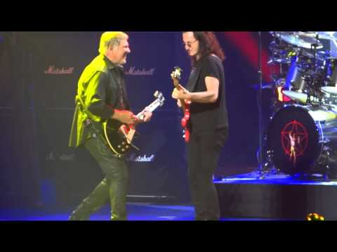 Rush Live 2015 =] The Spirit of Radio [= 5/20 - Houston, Tx