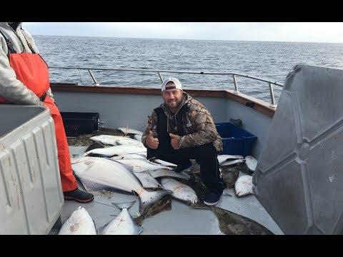 Аляска столица всех рыбаков мира. Легендарный Палтус он же Халибут. - Простые вкусные домашние видео рецепты блюд