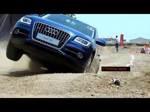 Audi Nashik Q5 Off-road Experience
