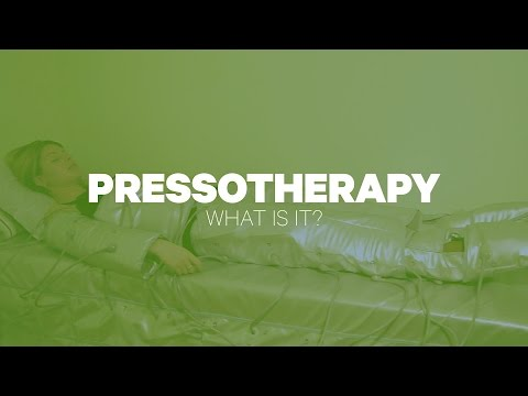 Pressotherapy: What Is It?
