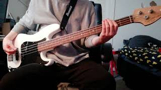 Mac DeMarco - Heart To Heart Bass w Tab