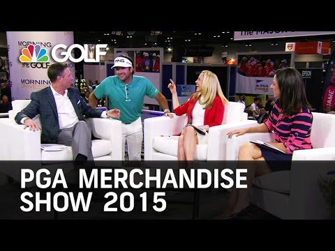 2015 PGA Merchandise Show In a Nutshell | Golf Channel