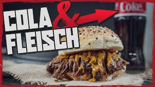 Colafleisch Dutch Oven Rezept | Pulled Beef Version