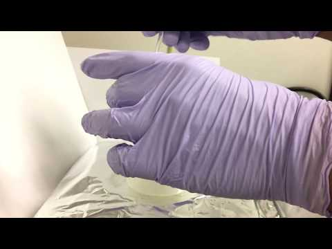 TPU Synthesis process: Polymerization reaction