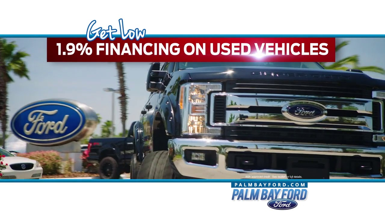 Palm Bay Ford >> Palm Bay Ford Pre Owned Sales Event
