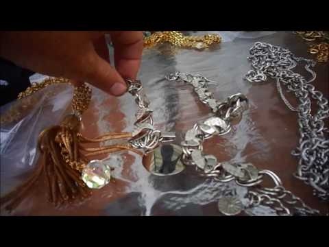Gold Jewelry Video Games +. Flea Market Garage Yard Estate Sale Finds Pick-Ups - 7/9/16