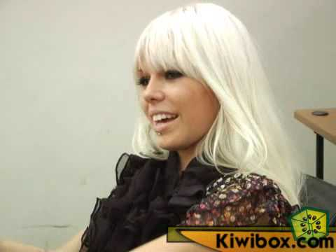 """Music Artist Kerli, Interview with Kiwibox Part 1"""