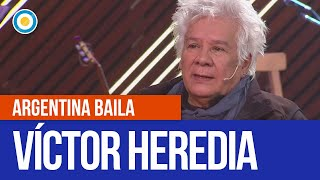Víctor Heredia en #ArgentinaBaila