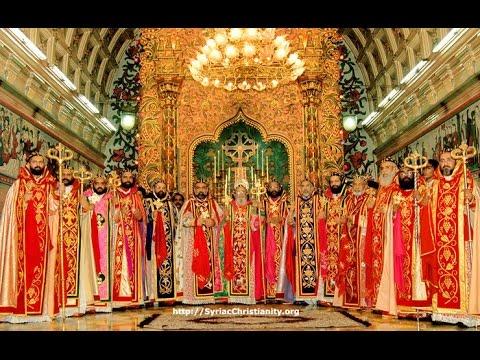 I visted an Indian Orthodox Church