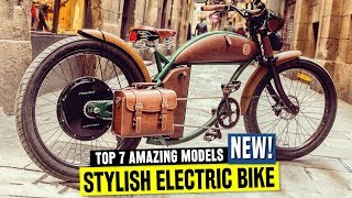 7-new-electric-bikes-w-old-school-designs-and-retro-bicycle-accessories