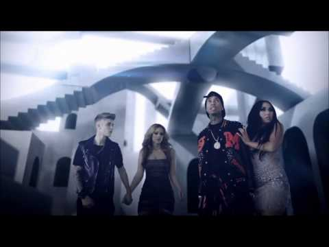 Tyga ft. Justin Bieber - Wait For A Minute (Official Music Video)