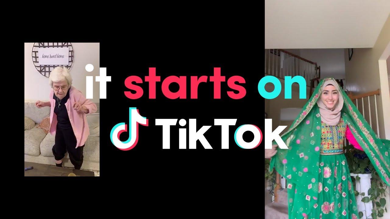 It Starts on TikTok | Celebrating You