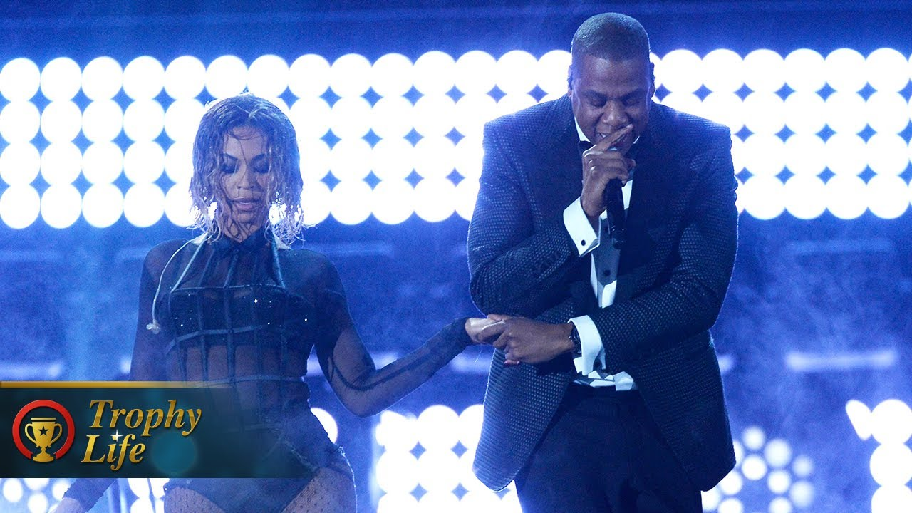 Download Beyonce and Jay-Z Drunk In Love SEXY Grammy 2014 Performance! (VIDEO)