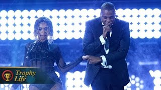 Video Beyonce and Jay-Z Drunk In Love SEXY Grammy 2014 Performance! (VIDEO) download MP3, 3GP, MP4, WEBM, AVI, FLV Agustus 2018