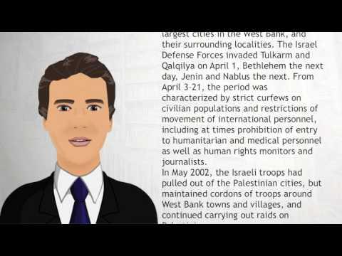 Operation Defensive Shield - Wiki Videos