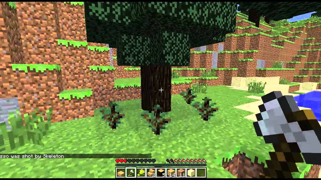 Minecraft Päivitys