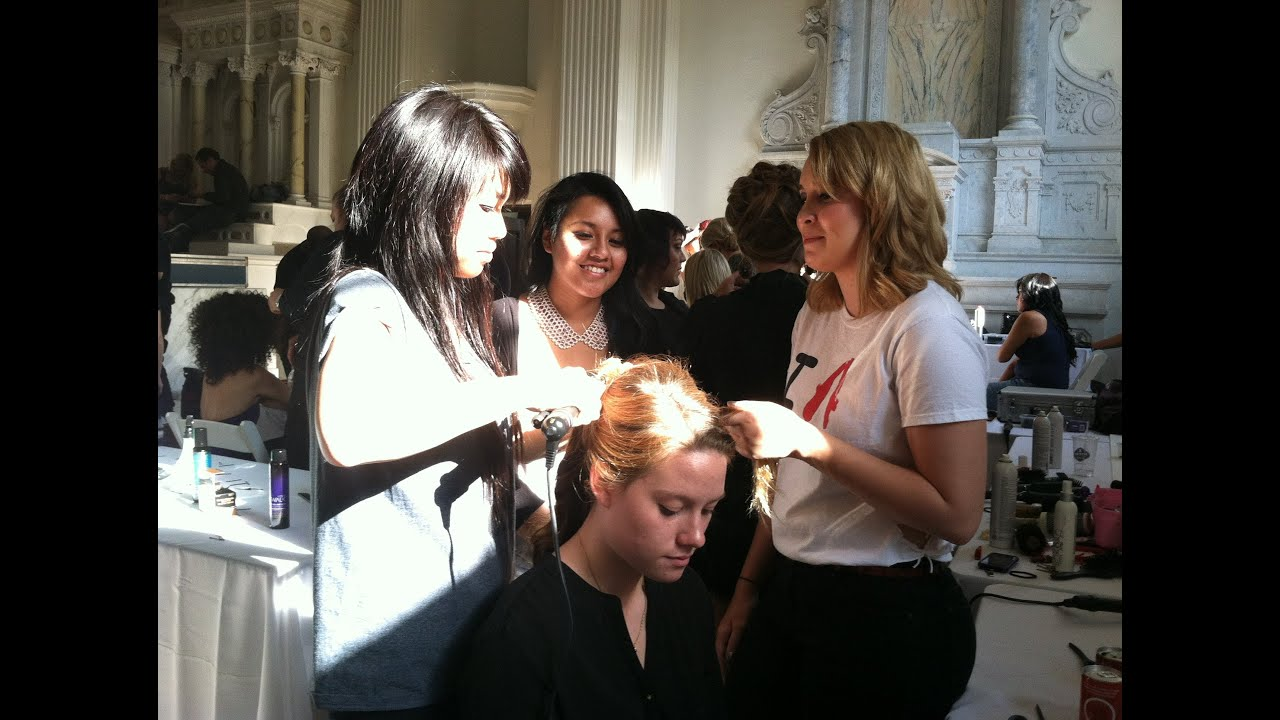 hair styling classes for toni and academy students style hair for la fashion 2995