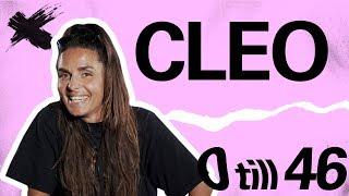 0 till 46: Cleo får skrattattack och älskar finska