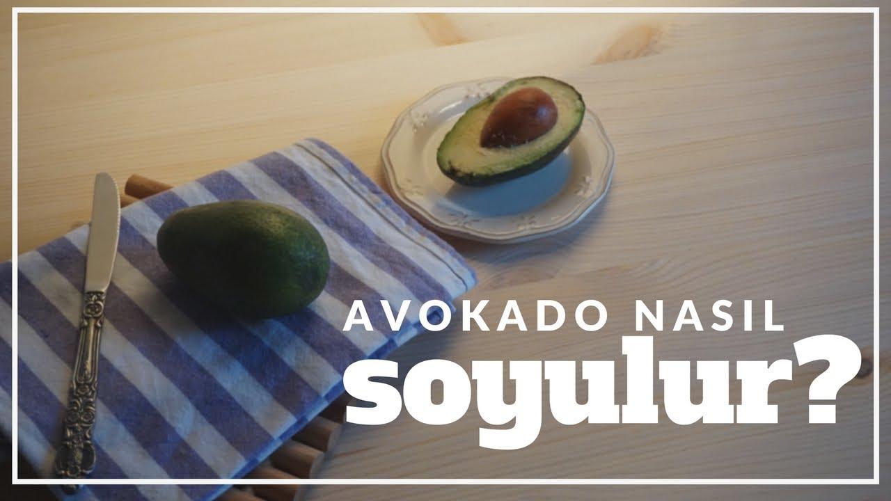 Avokado Nasıl Saklanır