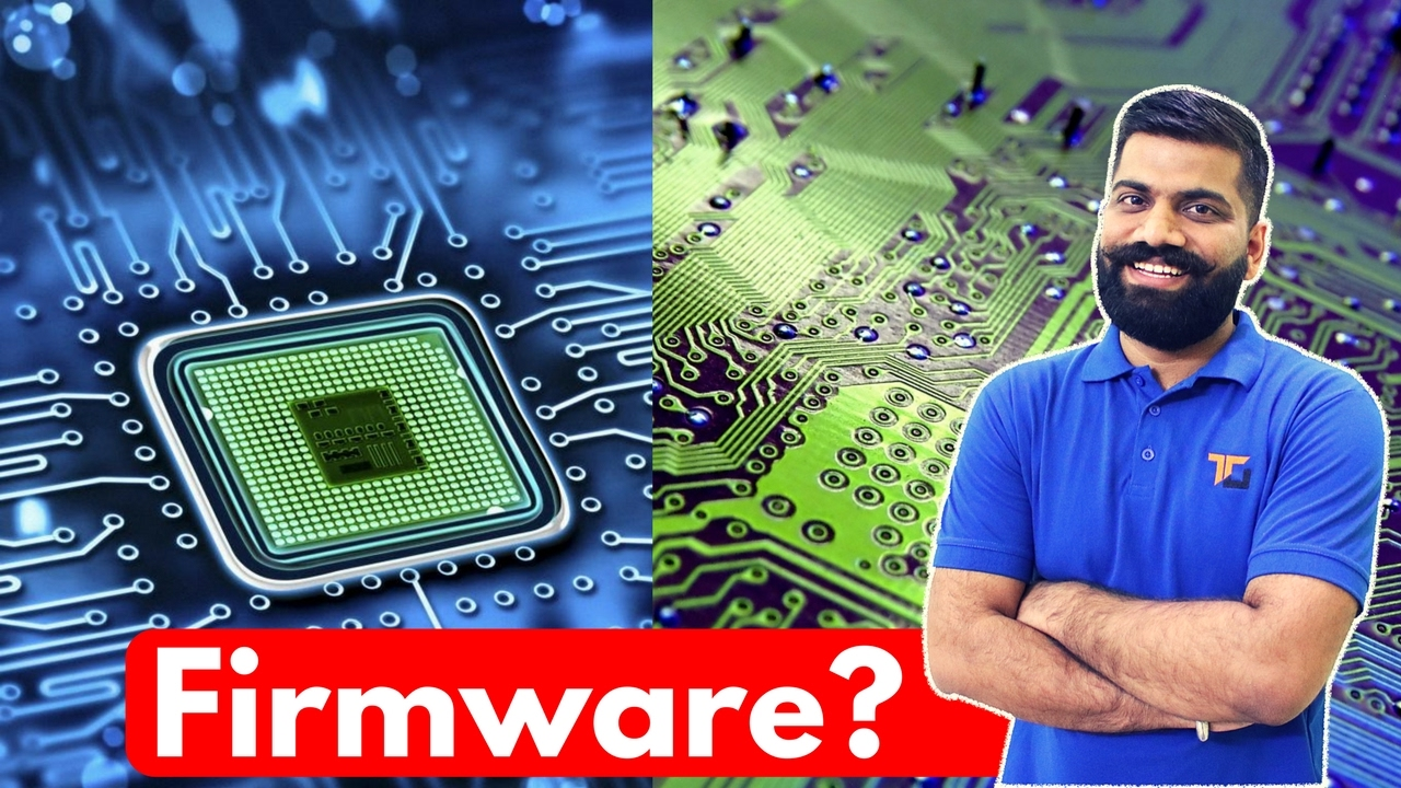 hardware software and firmware in hindi