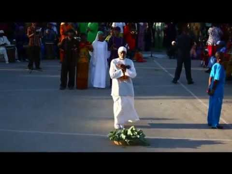 African-Hebrew-Israelite Community In Dimona, Israel - Dance For The Land 1