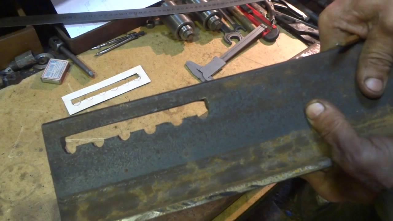 Станок для прокатки профильной трубы своими руками фото 594