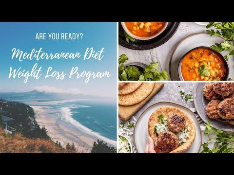 "Introducing our ""Mediterranean Diet Weight Loss Program"""