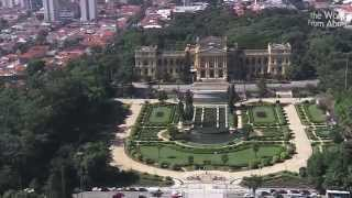 Brazil From Above - Highlights of Rio, Sao Paulo, Brasilia and more