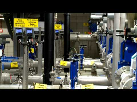 Sustainable water use: Czajka wastewater plant, Warsaw