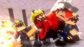 КРИПТОГОРОД! КРИПТОТЮРЬМА СБЕЖАТЬ НЕВОЗМОЖНО! Minecraft