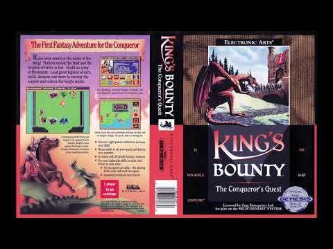 King's Bounty (Metal Cover)